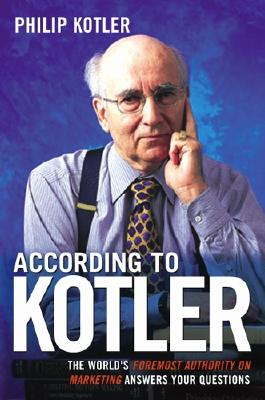 According To Kotler By Kotler, Philip